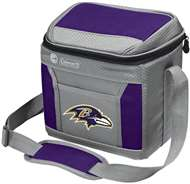 Baltimore Ravens 9 Can Cooler with Ice