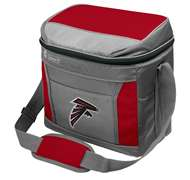 Atlanta Falcons 16 Can Cooler with Ice