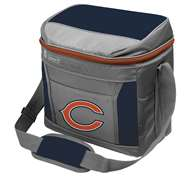 Chicago Bears 16 Can Cooler with Ice