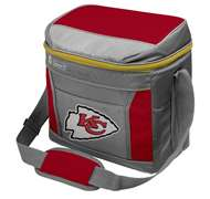 Kansas City Chiefs 16 Can Cooler with Ice