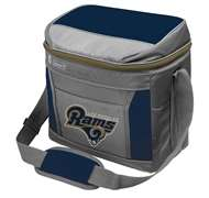 Los Angeles Rams 16 Can Cooler with Ice