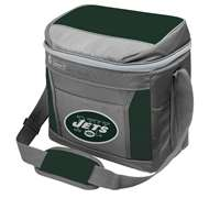 New York Jets 16 Can Cooler with Ice