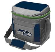Seattle Seahawks 16 Can Cooler with Ice