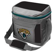 Jacksonville Jaguars 16 Can Cooler with Ice