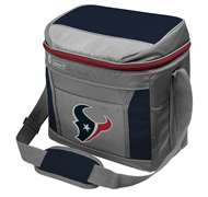 Houston Texans 16 Can Cooler with Ice