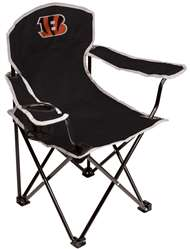 Cincinnati Bengals  Youth Chair - Folding Tailgate - Camping