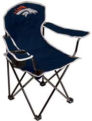 Denver Broncos Youth Folding Chair