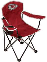 Kansas City Chiefs Youth Folding Chair