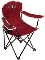 San Francisco 49ers Youth Folding Chair