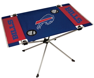 Buffalo Bills Endzone Folding Tailgate Table