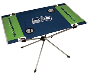 Seattle Seahawks Endzone Folding Tailgate Table