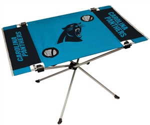 Carolina Panthers Endzone Folding Tailgate Table
