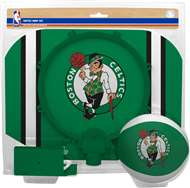 Boston Celtics  NBA Indoor Softee Basketball Hoop Slam Dunk Set