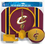 Cleveland Cavaliers  NBA Indoor Softee Basketball Hoop Slam Dunk Set