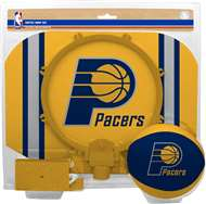 Indianapolis Pacers  NBA Indoor Softee Basketball Hoop Slam Dunk Set