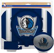 Dallas Mavericks  NBA Indoor Softee Basketball Hoop Slam Dunk Set
