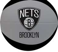 Brooklyn Nets  Free Throw 4 inch Softee Basketball