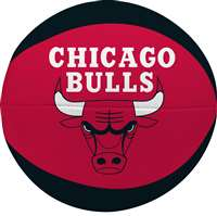 Chicago Bulls  Free Throw 4 inch Softee Basketball