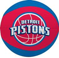 Detriot Pistons  Free Throw 4 inch Softee Basketball