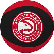 Atlanta Hawks  Free Throw 4 inch Softee Basketball