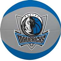 "Dallas Mavericks Free Throw 4"" Softee Basketball"