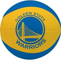 Golden State Warriors  Free Throw 4 inch Softee Basketball