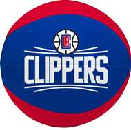 "Los Angeles Clippers Free Throw 4"" Softee Basketball"