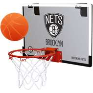Brooklyn Nets Basketball Hoop Set Indoor Goal