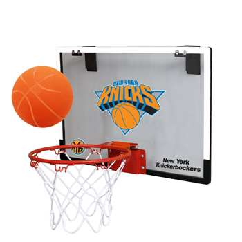 New York Knicks Basketball Hoop Set Indoor Goal