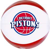 Detroit Pistons 8 inch Softee Basketball