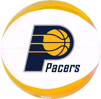 Indiana Pacers 8 inch Softee Basketball