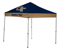Georgia Tech Yellow Jackets 9x9 Straight Leg Canopy with Carry Bag - Rawlings