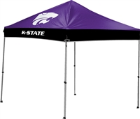 Kansas State University Wildcats 9x9 Straight Leg Canopy with Carry Bag - Rawlings