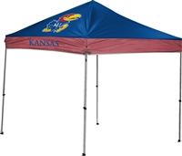 University of Kansas Jayhawks 9 X 9 Straight Leg Canopy Tailgate Tent