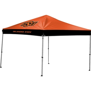Oklahoma State University Cowboys 9x9 Straight Leg Canopy with Carry Bag - Rawlings