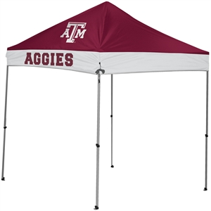 Texas A&M Aggies 9x9 Straight Leg Canopy with Carry Bag - Rawlings