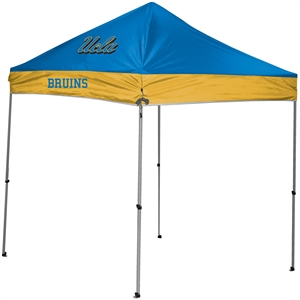UCLA Bruins 9x9 Straight Leg Canopy with Carry Bag - Rawlings