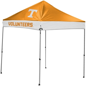 University of Tennesse Knoxville Volunteers 9x9 Straight Leg Canopy with Carry Bag - Rawlings
