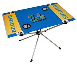 UCLA Bruins Endzone Folding Table - Tailgate Camping