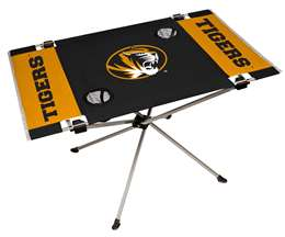 University of Missouri Tigers Endzone Folding Table - Tailgate Camping