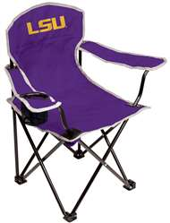 LSU Louisiana State University Tigers Youth Chair - Rawlings Kids Chair