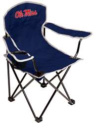 University of Mississippi Ole Miss Rebels Youth Chair