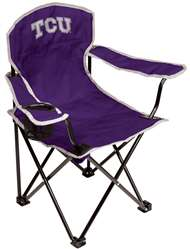 TCU Texas Christian University Horned Frogs Youth Chair - Rawlings Kids Chair