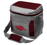 University of Arkansas Razorbacks 9 Can with ice Coleman Cooler
