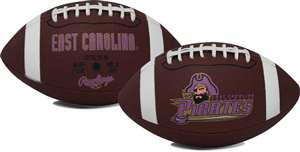 East Carolina University Pirates Rawlings Game Time Full Size Football Team Logo