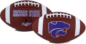Kansas State University Wildcats Rawlings Game Time Full Size Football Team Logo