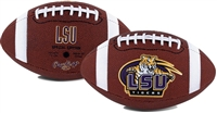LSU Louisiana State University Tigers Rawlings Game Time Full Size Football Team Logo