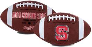 North Carolina State University Wolfpack Rawlings Game Time Full Size Football Team Logo