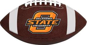Oklahoma State University Cowboys Rawlings Game Time Full Size Football Team Logo
