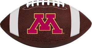 University of Minnesota Golden Gophers Rawlings Full Size BasketBall Logo Ball